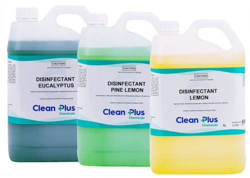 Disinfectants & Sanitisers