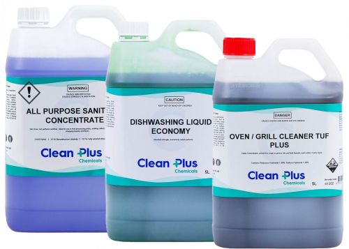 Food Area & Kitchen Cleaners