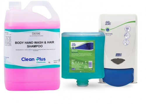 Hair & Body Wash Systems