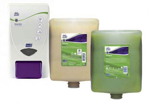 Heavy Duty Hand Cleaner Systems