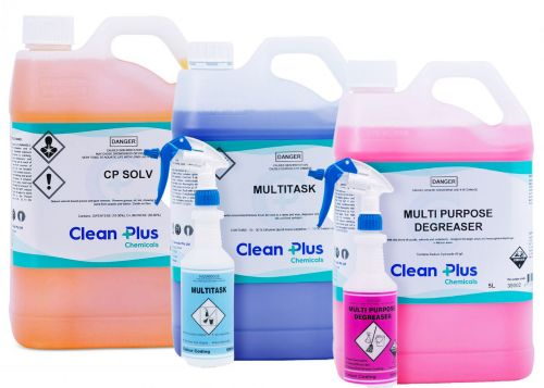 Heavy Duty Cleaners & Degreasers