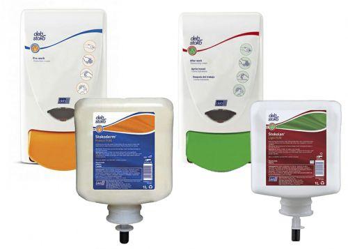 Moisturiser & Restore Cream Systems
